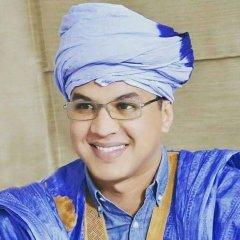 عبدالله الزين كاتب وباحث موريتاني