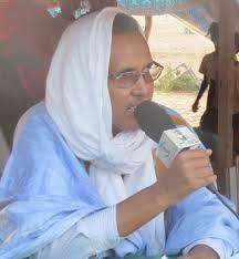 محمد الحافظ ولد محم ٠٠٠ المدير الإداري السابق للوكالة الموريتانية للأنباء